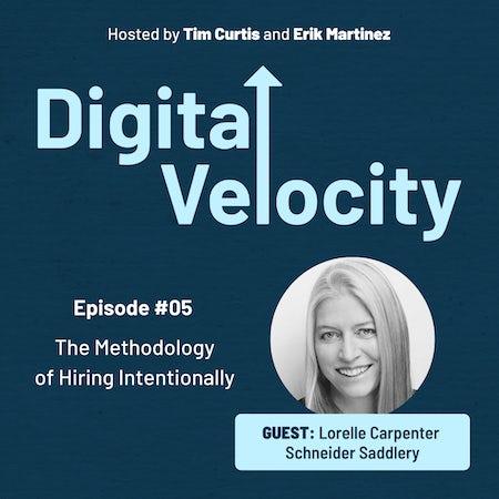 The Methodology of Hiring Intentionally - Lorelle Carpenter